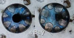 Two-Sided tank drum/ Steel tongue drum/ Hand pan