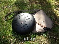 UFO drum Steel tongue drum(also known asTank or Hand drum) 10