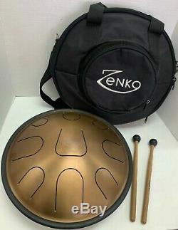 Zenko Solstice Steel Tongue Drum